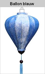 Blauwe kinderkamer lamp