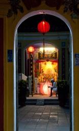 Vietnamese lamp uit Hanoi Vietnam