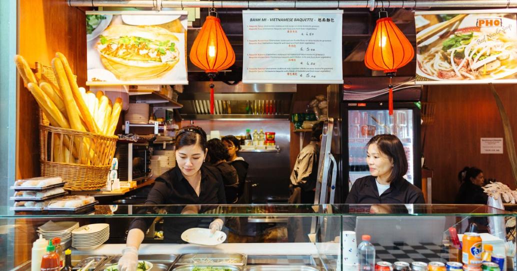 Lampionnen als sfeerverlichting in de horeca catering