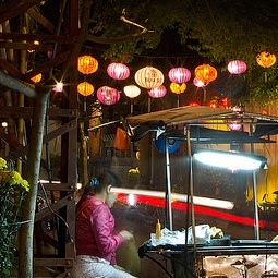 Lamp uit Vietnam