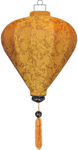 B-KP-72-S Koperen lampion ballon