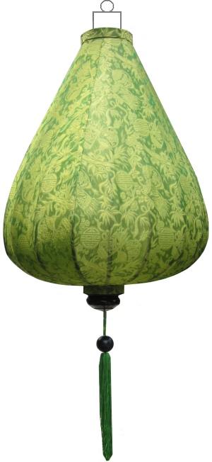 Groene lampion druppel / DR-GR-62-S