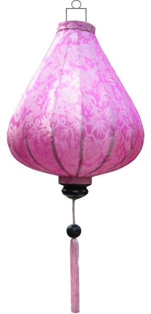 DR-PK-45-S Roze lampion druppel
