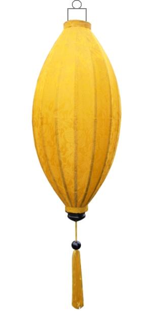 M-YE-62-S Gele lampion mango