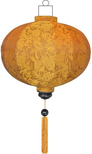 G-KP-72-S Koperen lampion globe