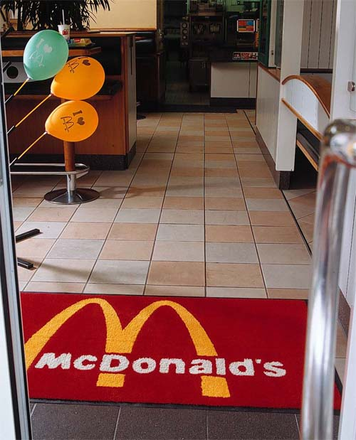 Logomat MC Donalds