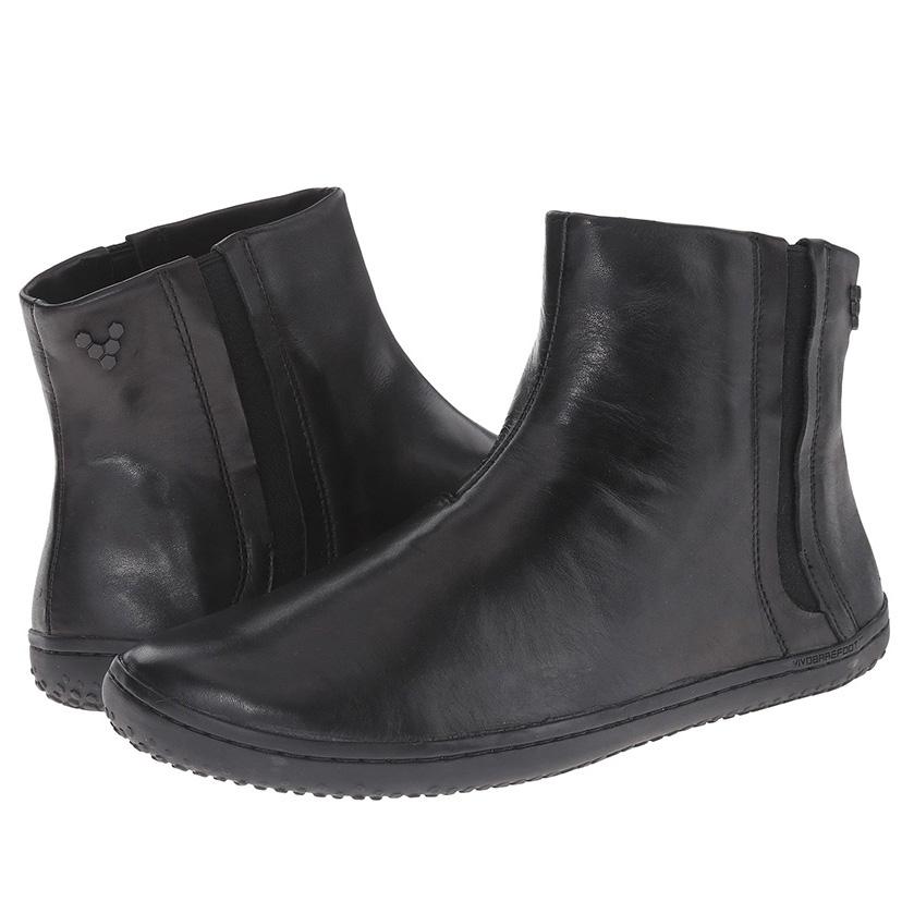 Zwarte  VIVOBAREFOOT Chelsea schoenen