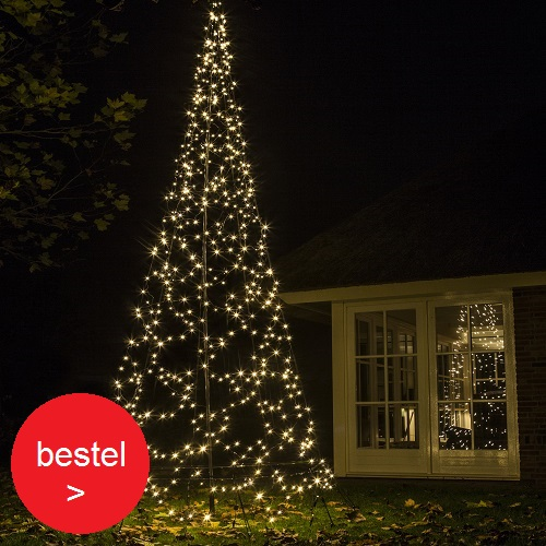 'Kerstboom Fairybell 640 led WW'
