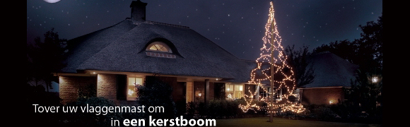 'Fairybell kerstboom 250 led kerstverlichting'