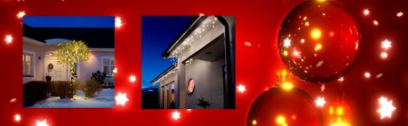 Kerstverlichting Led Voor Buiten En Binnen En Verlichte Led