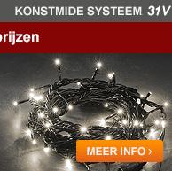 Konstmide koppelbaar systeem 24V