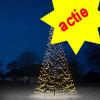 Fairybell 1500 Led  kerstverlichting warmwit  Twinkel voor 8M vlaggenmast