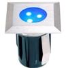 Garden lights atria rvs blauwe , 12 volt