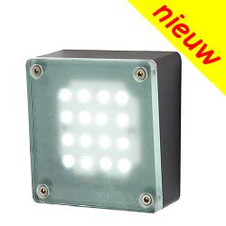 GARDEN LIGHTS WANDLAMP HALO LED
