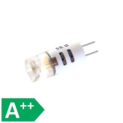SMD LEDLAMP WIT, G4 FITTING