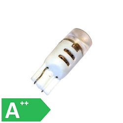 SMD LEDLAMP WARM-WIT, T10/15 FITTING