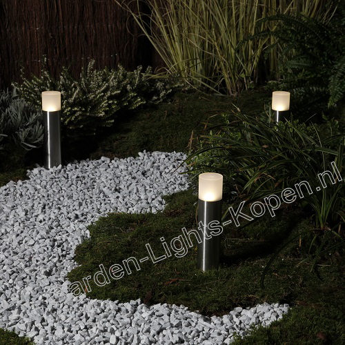 Garden Lights Oak set 12 volt