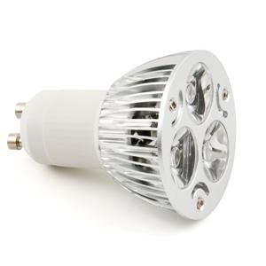 Konstsmide Ledlamp 3W GU10 warm-wit