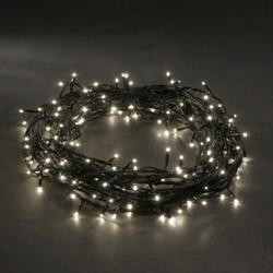 Kerstverlichting micro 19mtr. lichtsnoer 120x warm-witte LED