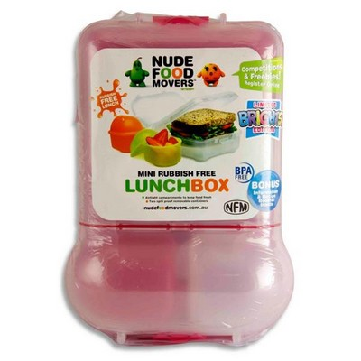 meervaks lunchbox roze