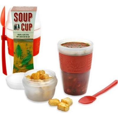 lunchbeker soep