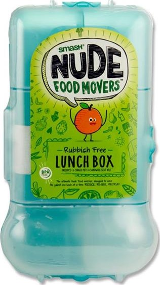 meervaks lunchbox large turquoise
