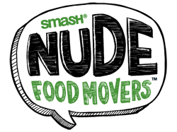 Smash Nude Food Movers snackboxen