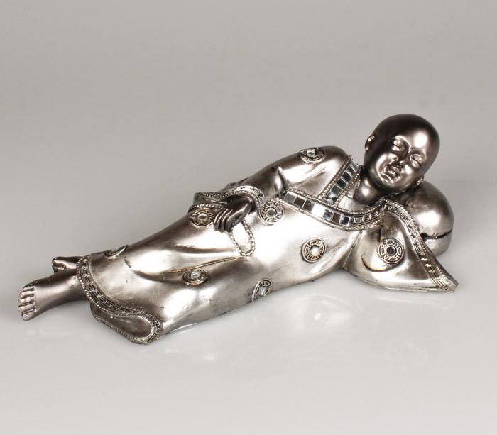 Shaolin monnik slapend