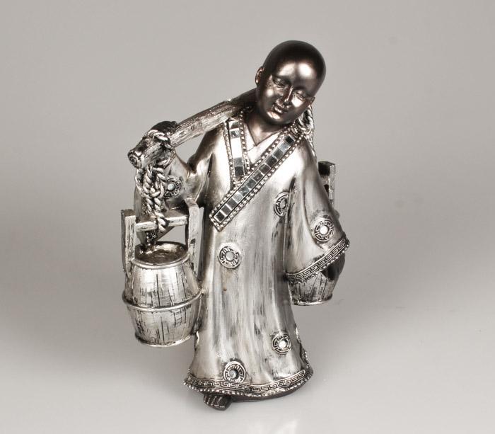 Shaolin monnik waterdrager
