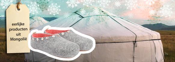 Heerlijke warme voeten met esgii sloffen!!
