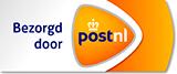 Pakketten worden met Postnl bezorgd!