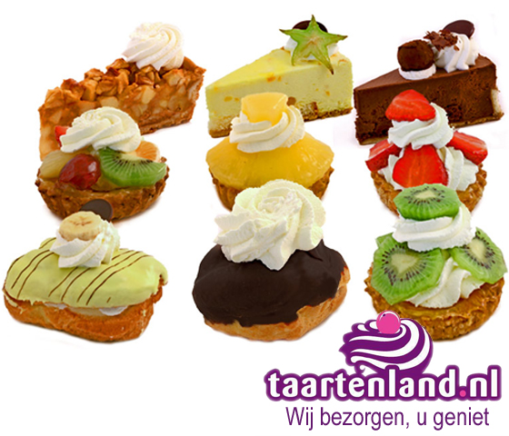taart online bestellen bezorgen Taart bezorgen   taart bestellen   Taartenland.nl taart online bestellen bezorgen