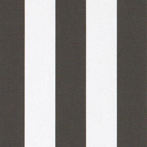 Sunbrella Stripes 3723 Yacht Stripe Charcoal