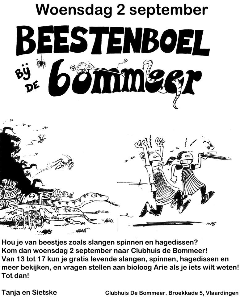 Beestenboelbommeer