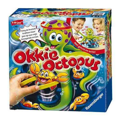 SPEL OKKIE OCTOPUS