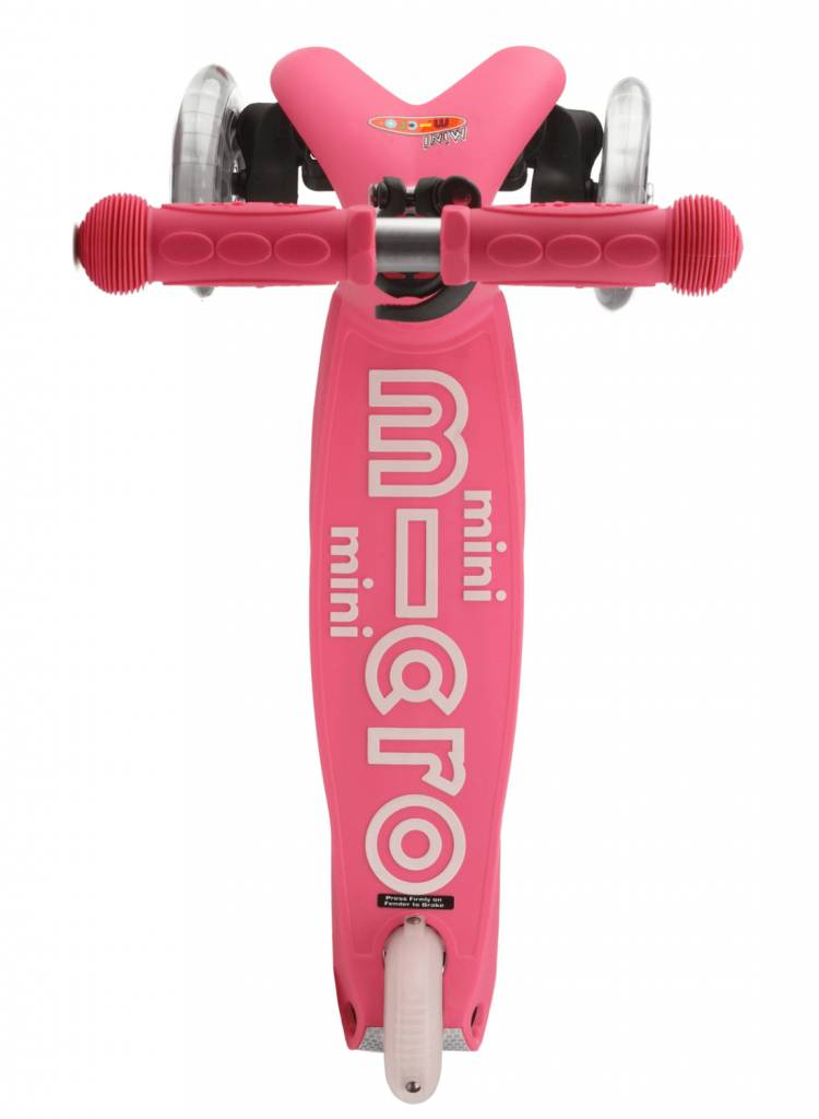 MINI MICRO STEP DELUXE PINK