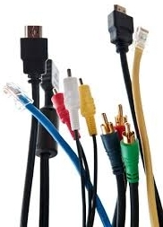 HDMI DVI Scart UTP USB audio en video kabels