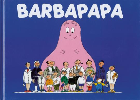 Boek - Barbapapa