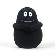 Barbabob knuffel 16cm zwart