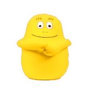 Barbabee knuffel 16cm geel