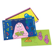 Barbapapa spel - Ik leer tellen (2+)