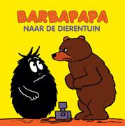 Miniboekje - Barbapapa naar de dierentuin
