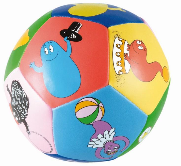 Barbapapa baby bal - klein