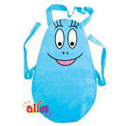 Barbapapa kookschort blauw Barbabenno (kind)