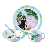 Barbapapa servies lente melamine