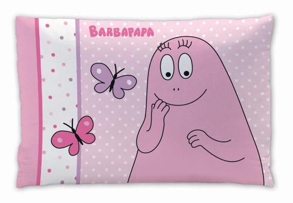 Barbapapa kussen vlinders