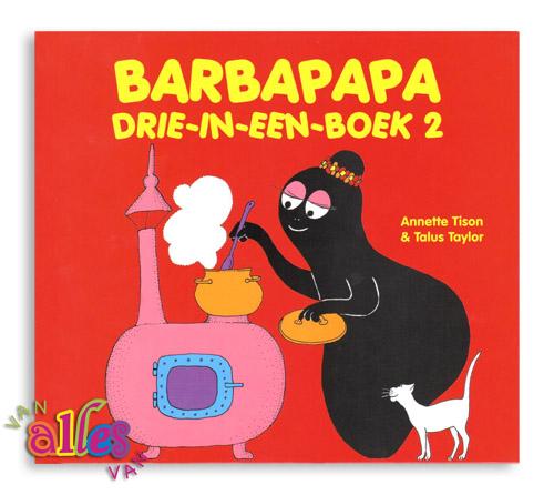 Barbapapa - drie-in-een-boek - 2