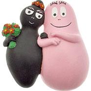 Barbapapa en Barbamama magneet