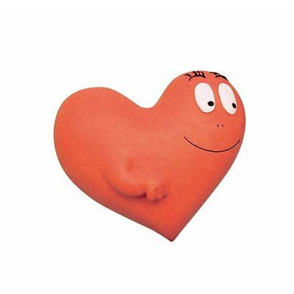 Barbaborre hart magneet