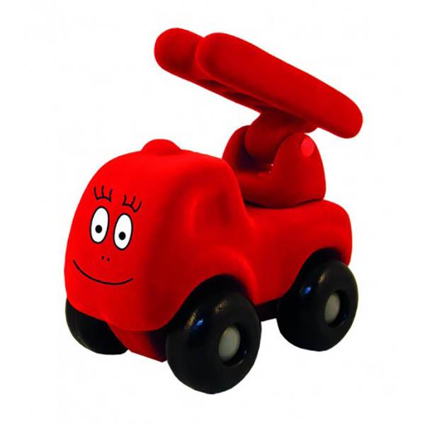 Barbaborre brandweerauto